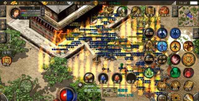 传奇暗黑里资深玩家分享跨服争夺战打法